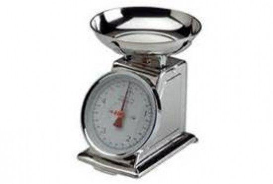 Bascula para cocina de acero inoxidable de 1 2 3 y for Bascula de cocina barata